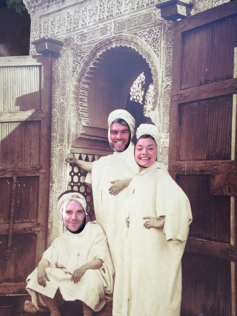 DURESS team in Granada
